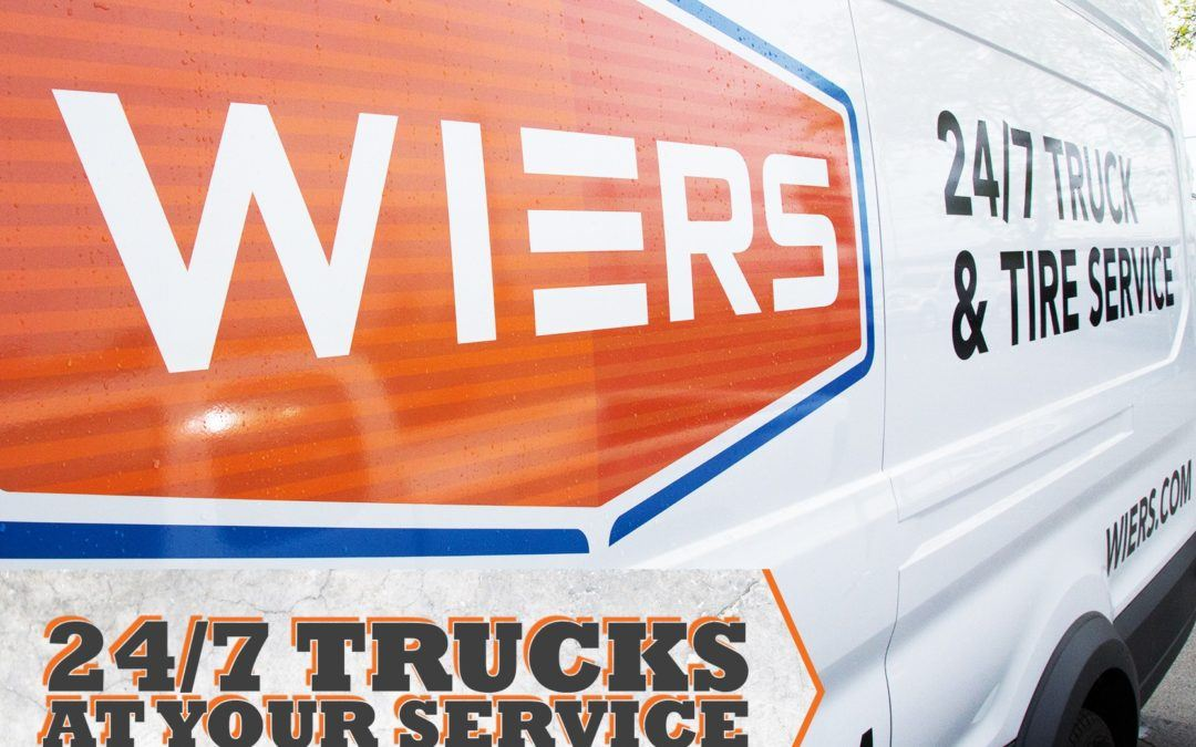 Wiers 24/7 Truck and Tire Service