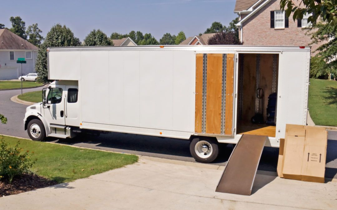 Moving Truck Tracking – Problem Solved