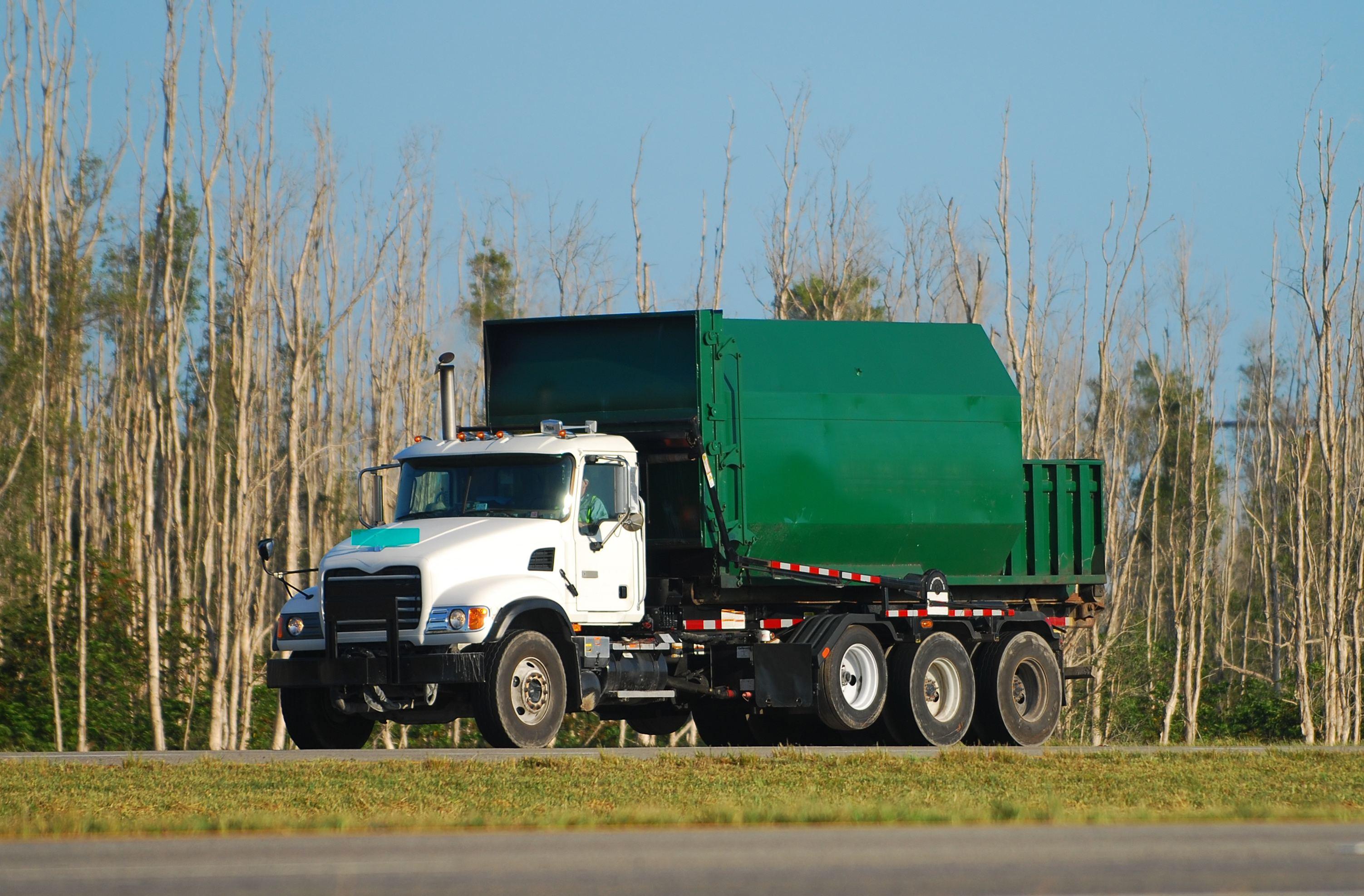 Waste Management Truck   Wiers