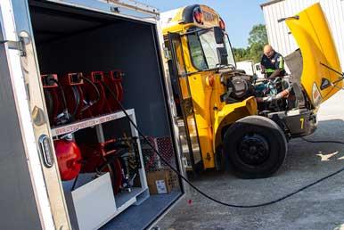 24/7 Roadside Truck Repair in Indiana