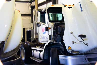 Truck and Fleet Service in Indiana