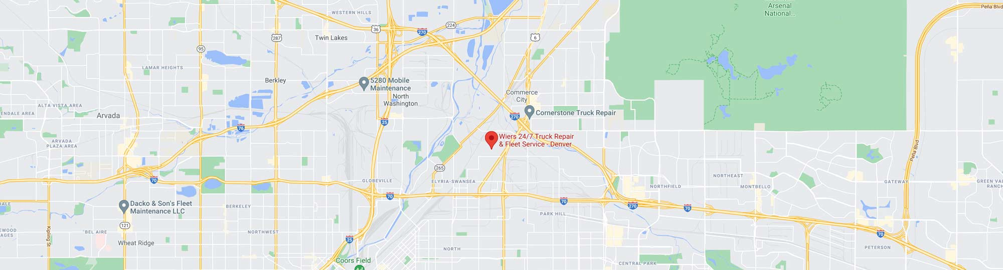 Denver Mobile Truck Repair