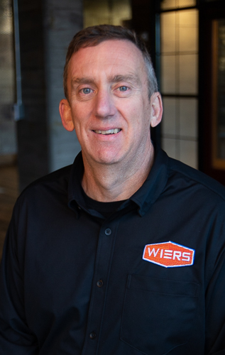 Dave Finney   General Manager Wiers International Trucks